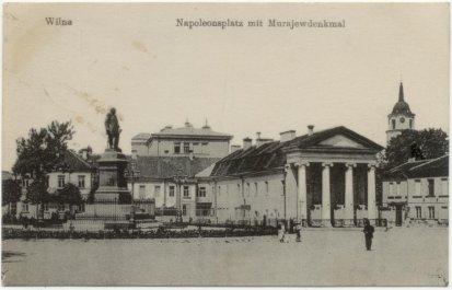 Philately Of Lithuania Filatelie Van Litouwen World War I